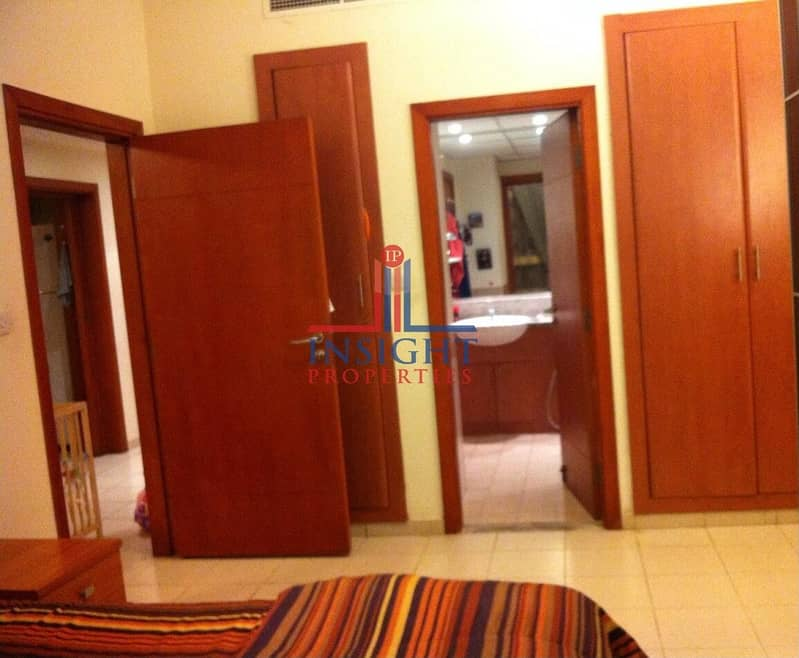 10 GREENS   FURNISHED 1BR   CLOSE TO CHOITRAMS