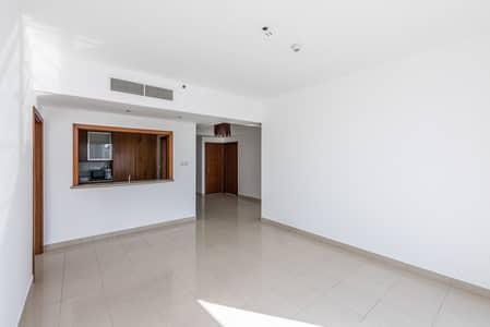 فلیٹ 2 غرفة نوم للايجار في وسط مدينة دبي، دبي - Unfurnished | Community View | Spacious Apt