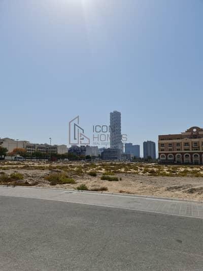 ارض سكنية  للبيع في قرية جميرا الدائرية، دبي - CORNER PLOT AVAILABLE FOR SALE IN JVC
