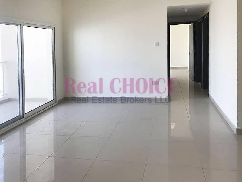 Huge Layout | 2 Bed + Maid | High Floor