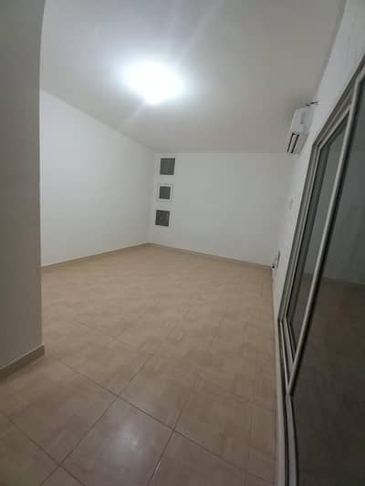 1 Bedroom Apartment for Rent in Al Bateen, Abu Dhabi - his Low Price 1 Bedroom and Hall with big terrace and basement parking In a New Villa Monthly or Yearly Payment