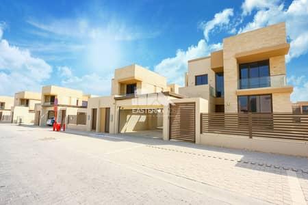 4 Bedroom Villa for Rent in Saadiyat Island, Abu Dhabi - Luxury and Modern Villa Type 8 |Upcoming