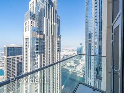 فلیٹ 2 غرفة نوم للايجار في الخليج التجاري، دبي - High Floor | Spacious Layout | Panoramic View