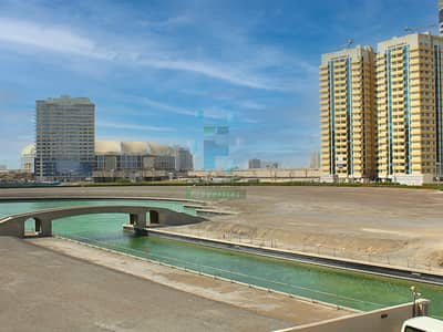 Studio for Rent in Dubai Sports City, Dubai - PANAROMIC CANAL VIEW# SOPHISTICATED URBAN SCULPTURE