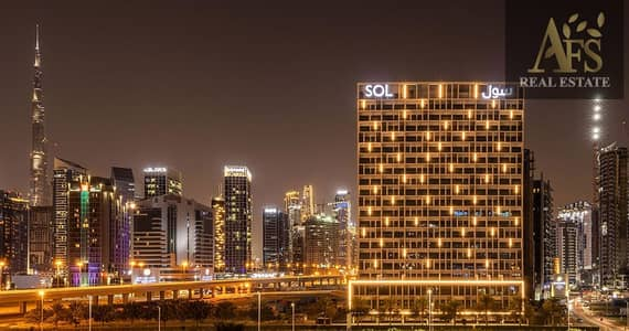 2 Bedroom Apartment for Rent in Business Bay, Dubai - Spacious Apartment | Sol Avenue | 2 BR | Business Bay | A Grade Building