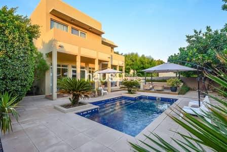 3 Bedroom Villa for Sale in Arabian Ranches, Dubai - Private Pool   Close to Gate   Partial Upgrades