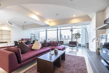 فلیٹ 2 غرفة نوم للبيع في مركز دبي التجاري العالمي، دبي - Luxury Asset   Duplex   Fully Furnished