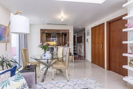 شقة 1 غرفة نوم للبيع في وسط مدينة دبي، دبي - Burj Khalifa View | Tenanted | High Floor