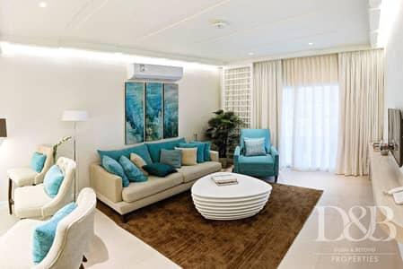 استوديو  للبيع في نخلة جميرا، دبي - Furnished Studio | Guaranteed ROI 10% 5 Years