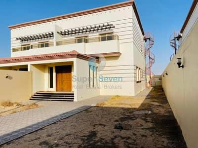 فیلا 4 غرف نوم للايجار في براشي، الشارقة - Large-4  Bedroom Beautiful villa for rent Barashi Sharjah