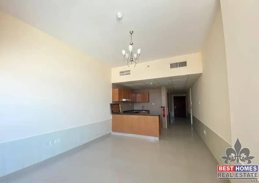 Studio for rent in Al nuamiya tower -C ajman