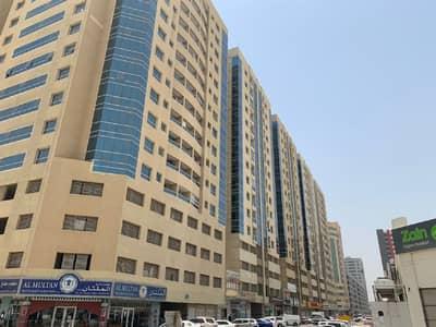 فلیٹ 1 غرفة نوم للايجار في جاردن سيتي، عجمان - شقة في أبراج اليوسفي جاردن سيتي 1 غرف 14000 درهم - 5186371