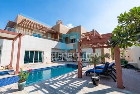 فیلا 6 غرف نوم للبيع في مارينا، أبوظبي - Luxury Marina Living | Sea View | Spacious Layout