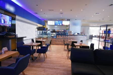 Shop for Sale in Jumeirah Lake Towers (JLT), Dubai - Fully Fitted   Ready to go Coffee Shop   Cluster G