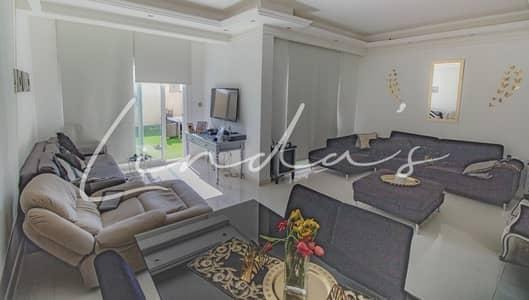 فیلا 2 غرفة نوم للايجار في الينابيع، دبي - Fully Upgraded| Type 4E | Available July