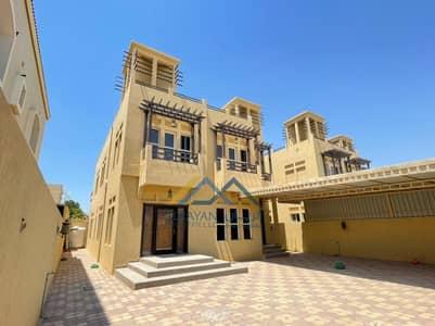 5 Bedroom Villa for Rent in Al Mowaihat, Ajman - New villa for rent in Al Mowaihat 1 behind Nesto central air conditioning