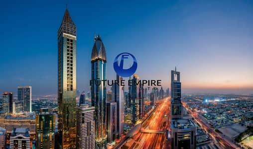شقة 1 غرفة نوم للايجار في شارع الشيخ زايد، دبي - Lavish 1 BHK   Chiller free + 45 Day's   Close to Metro