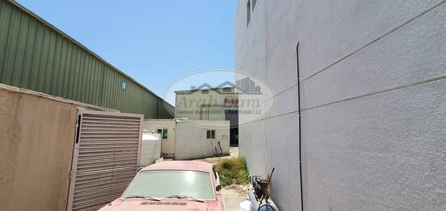 Plot for Sale in Mussafah, Abu Dhabi - Good Deal / Land For sale in Abu Dhabi - Mussafah - M3 / Good location / 2 shops / 9 offices / 2 store / Good price
