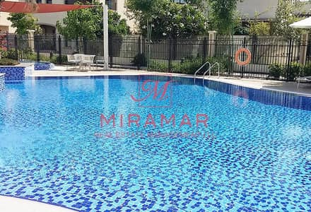 3 Bedroom Townhouse for Rent in Al Salam Street, Abu Dhabi - LUXURY 3B+MAIDS TOWNHOUSE BEST LOCATION LARGE UNIT