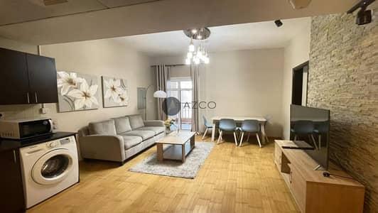فلیٹ 1 غرفة نوم للايجار في قرية جميرا الدائرية، دبي - Fully furnished | Best furniture | Ready to move