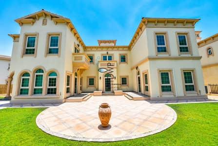 فیلا 5 غرف نوم للايجار في جزر جميرا، دبي - Genuine Listing! Masterview 5BR + Maids + Private Pool