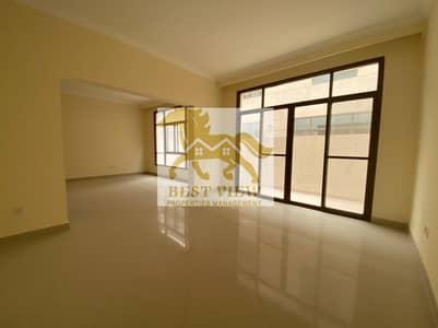فیلا 4 غرف نوم للايجار في شارع السلام، أبوظبي - Spacious Beautiful Villa  4 Bedrooms  with Driver room Near Bloom Garden.