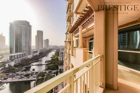فلیٹ 2 غرفة نوم للبيع في ذا فيوز، دبي - Golf-Lake View   Mosela   2 Bed   The Views