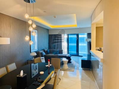 Floor for Sale in Business Bay, Dubai - FULLY FURNISHED LUXURIOUS BUILDING / HIGH FLOOR AVAILABLE FOR SALE/ CENTRALLY LOCATED/ DAMAC HILLS PARAMOUNT /BUSINESSBA