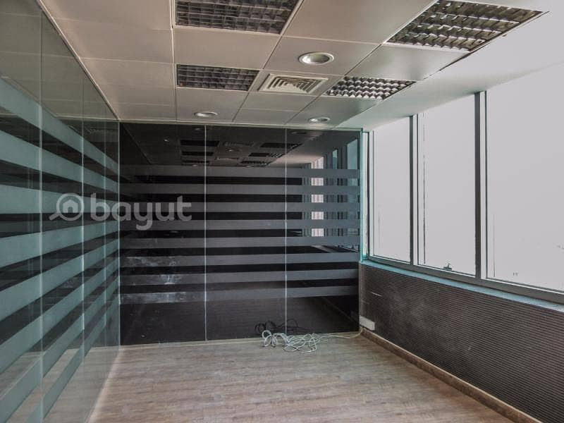 Luxury Office on Sheikh Zayed 99 AED per sq ft