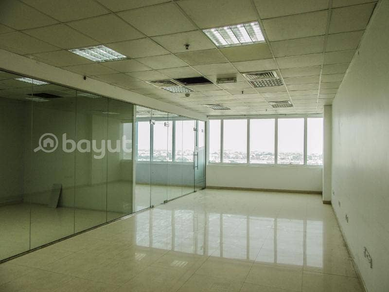 3 Luxury Office on Sheikh Zayed 99 AED per sq ft