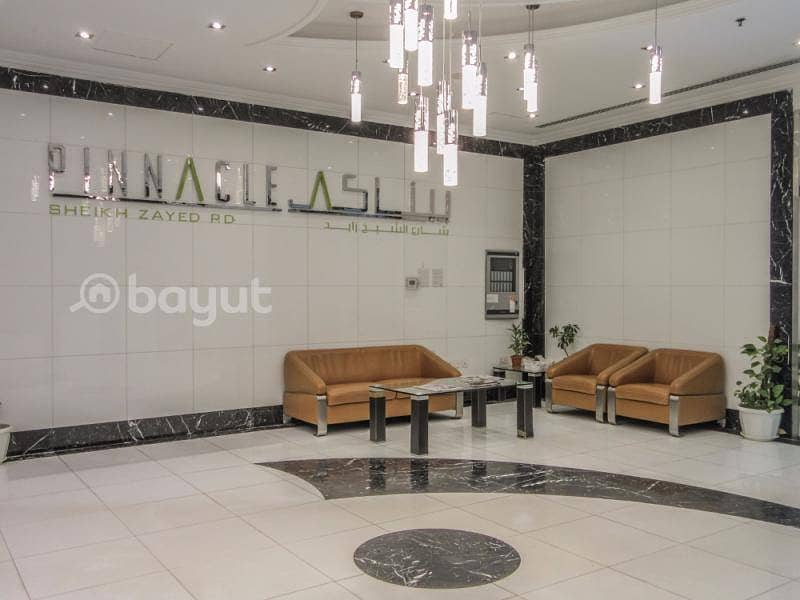 5 Luxury Office on Sheikh Zayed 99 AED per sq ft
