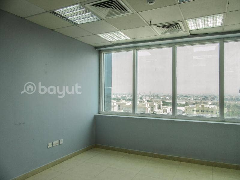 6 Luxury Office on Sheikh Zayed 99 AED per sq ft