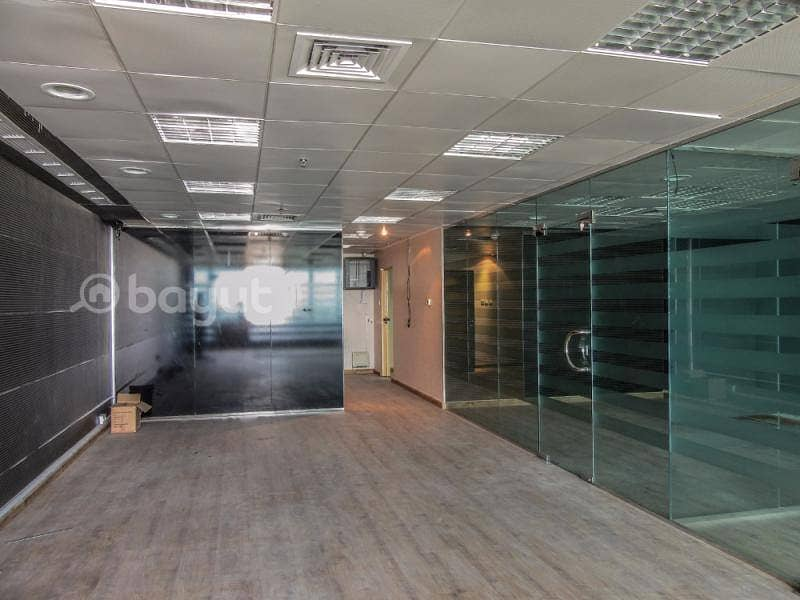 8 Luxury Office on Sheikh Zayed 99 AED per sq ft