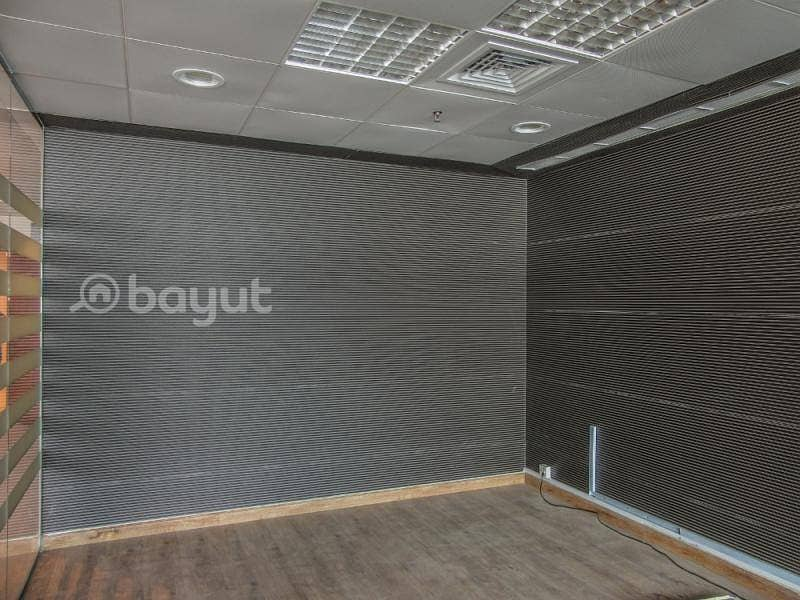 9 Luxury Office on Sheikh Zayed 99 AED per sq ft