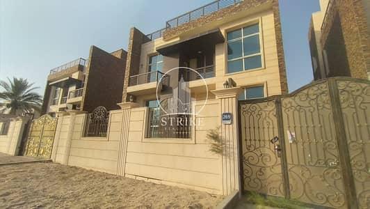 6 Bedroom Villa for Rent in Al Manaseer, Abu Dhabi - Ideal investment  | 3 Commercial villa  | Available