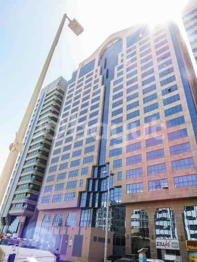 فلیٹ 1 غرفة نوم للايجار في الحصن، أبوظبي - شقة في برج الهيلي الحصن 1 غرف 50000 درهم - 5186863