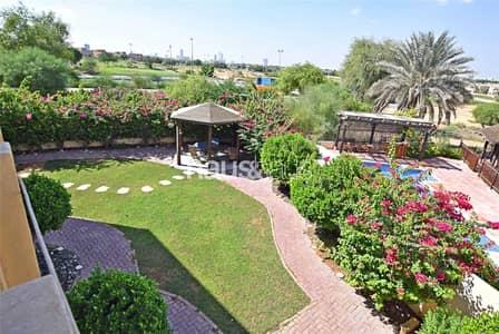 5 Bedroom Villa for Sale in Arabian Ranches, Dubai - Golf course views | 5 bed Type 11 | Quiet location
