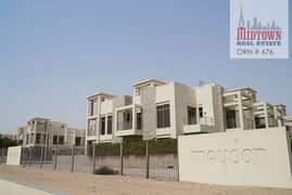 Corner 4Br+maid stunning townhouse available for rent in The polo