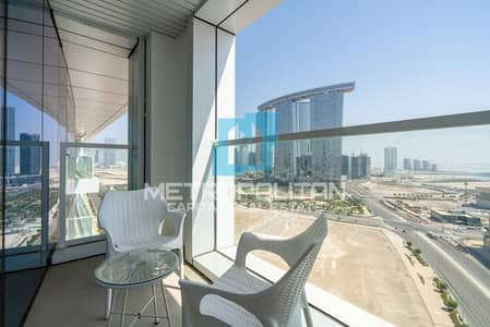 2 Bedroom Flat for Rent in Al Nahyan, Abu Dhabi - Awesome Layout | Maidsroom | Balcony |New Building