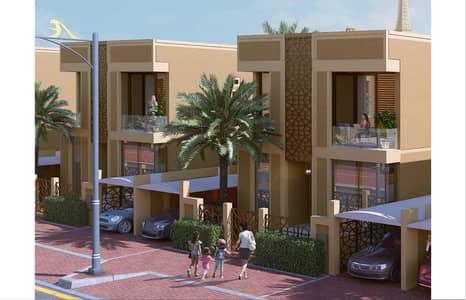 5 Bedroom Villa Compound for Sale in Dubailand, Dubai - 4% DLD Waiver - Stand Alone 5 Bedroom Villa - Very Large Plot Size