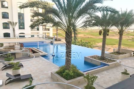 3 Bedroom Flat for Sale in Yas Island, Abu Dhabi - Definitely An Apartment That Meets Your Need   Balcony