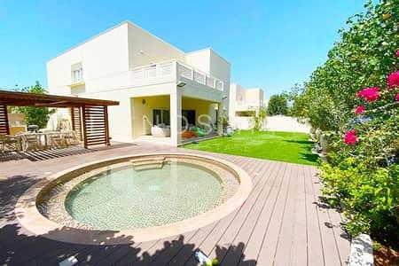 فیلا 4 غرف نوم للبيع في السهول، دبي - Stunning I Fully Upgraded 4 BR Type 14 Villa