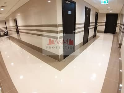 1 Bedroom Apartment for Rent in Al Markaziya, Abu Dhabi - SPACIOUS LIVING. : One Bedroom Apartment With Basement Parking for AED 55