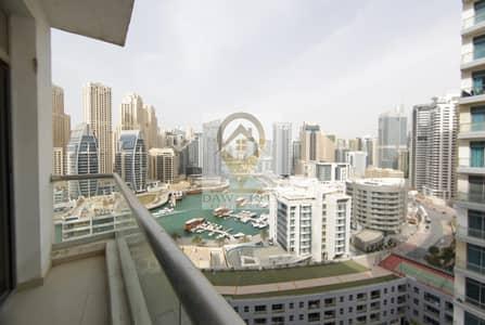 فلیٹ 2 غرفة نوم للبيع في دبي مارينا، دبي - HIGH FLOOR | MARINA VIEW | HUGE & SPACIOUS