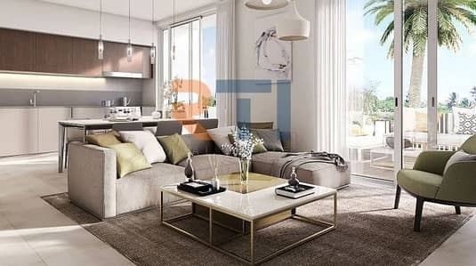 تاون هاوس 3 غرف نوم للبيع في دبي الجنوب، دبي - 50% Post Handover for 3 years | Park View | Best Price
