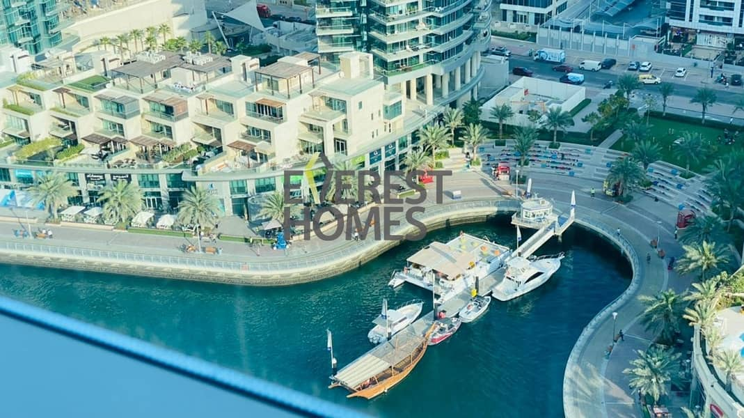 Easy Access! Beautiful Marina Water and Boat Views!