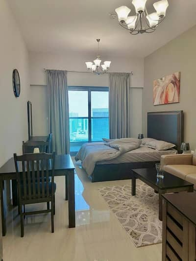 Studio for Rent in Business Bay, Dubai - Brand New I Fully Furnished I Canal View I Ready to Move in