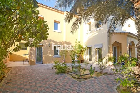 3 Bedroom Townhouse for Sale in Arabian Ranches, Dubai - Type A | Excellent Location | VOT | Opposite Pool