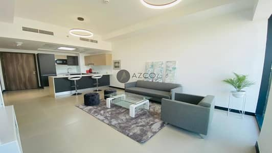 شقة 1 غرفة نوم للايجار في قرية جميرا الدائرية، دبي - Fully Furnished | Modern Design | Pool View
