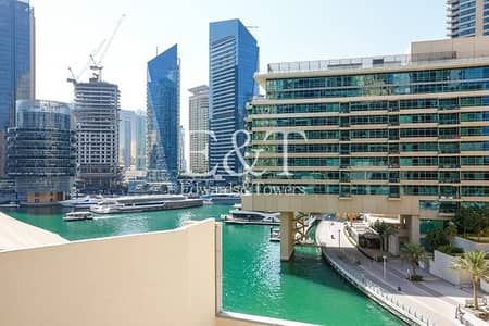 1 Bedroom Apartment for Sale in Dubai Marina, Dubai - Exclusive | Marina View | Chiller Free